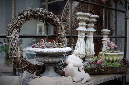 decoration candle holder planter