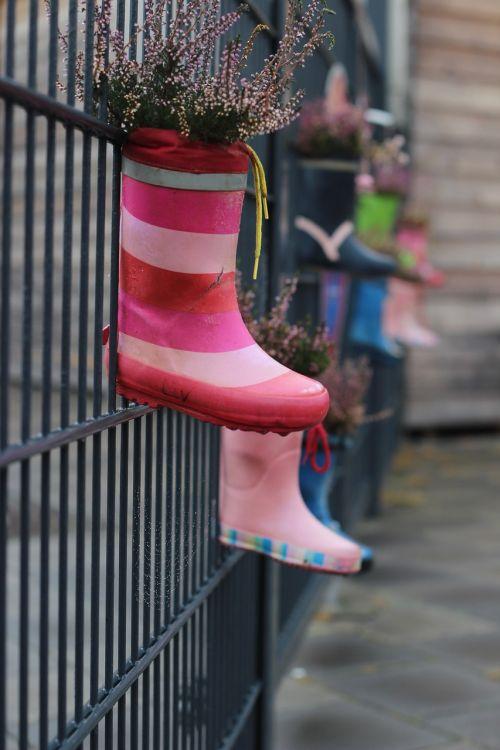 decoration deco boots