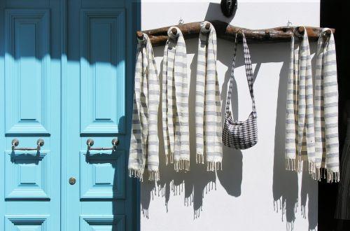 decoration coat hanger facade