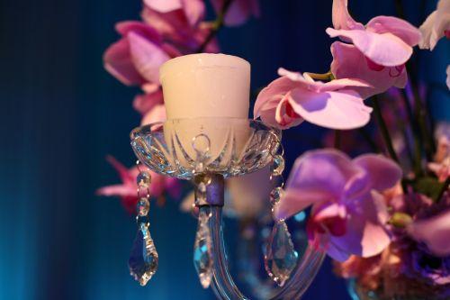 decoration candle garnish