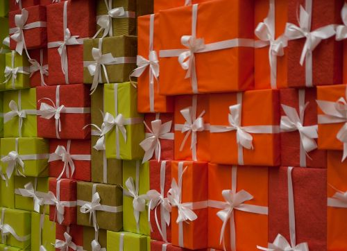 decoration packages gifts