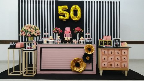 decoration  party  fifty