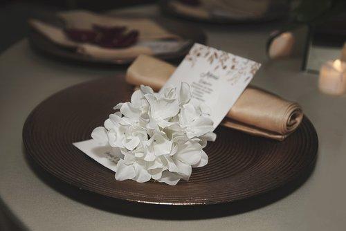 decoration  table  wedding