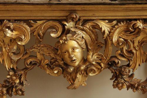 decoration gold craftsman