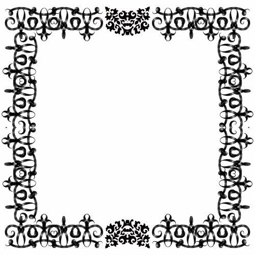 Decorative Frame II