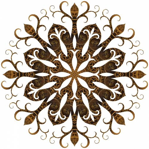 Decorative Roundel
