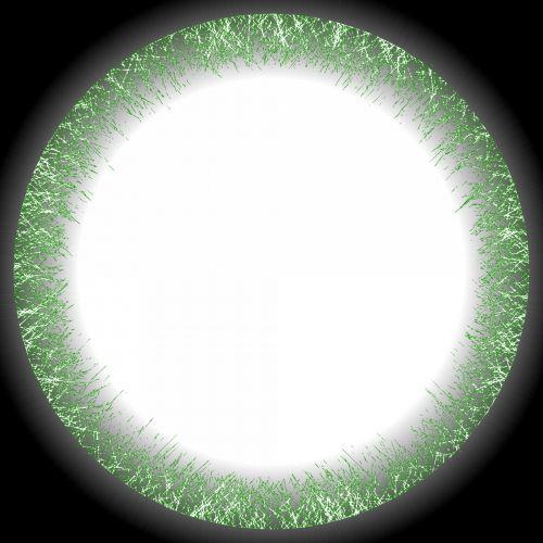 Deep Green Frame