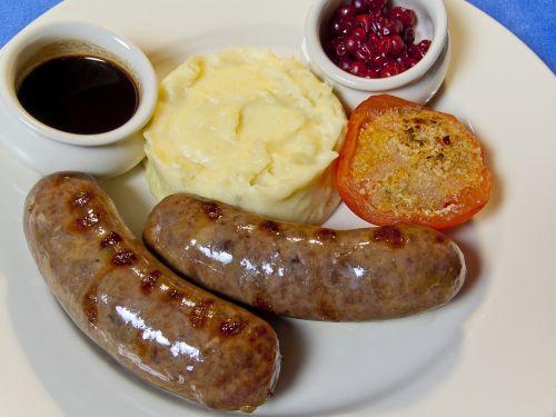 deer sausage food national cuisine