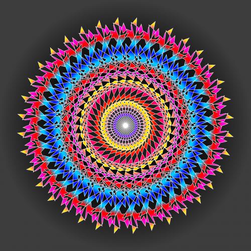default geometric circles