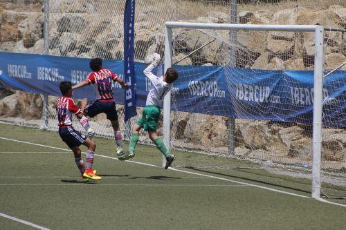 defense football goalkeeper
