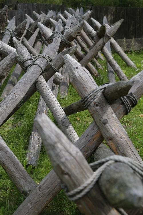 defense fence protection