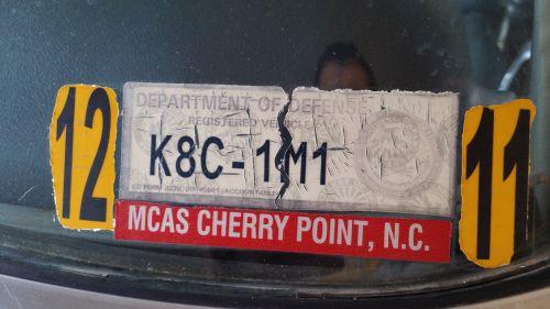 Defense Sticker