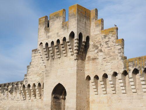 defensive tower tower battlements