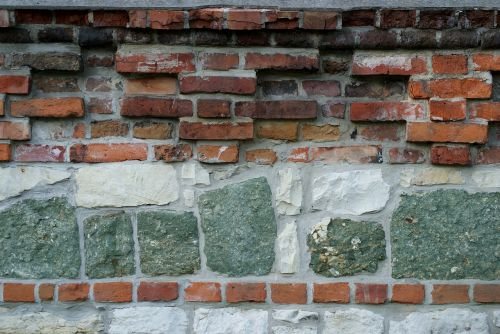 defensive wall brick chalk