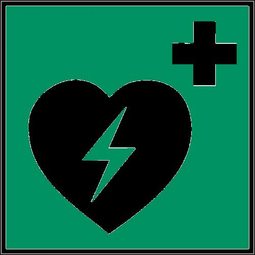 defibrillator first aid rescue