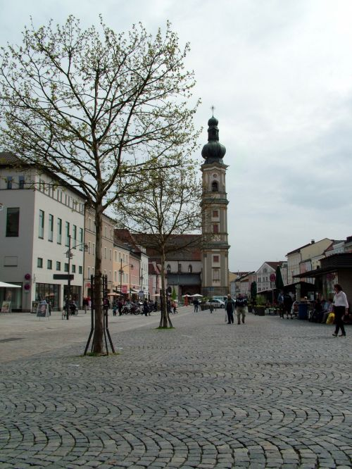 Deggendorf In Bavaria