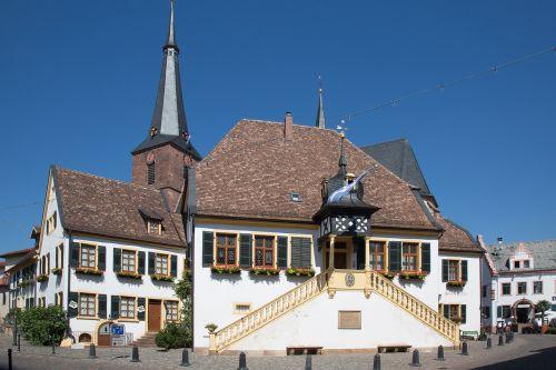 deidesheim town hall palatinate