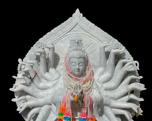 deity twenty deity statue