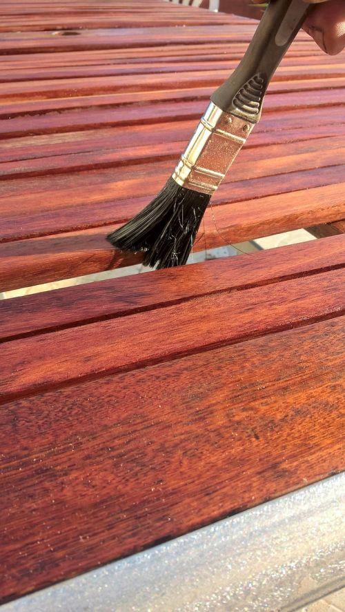 delete wood brush