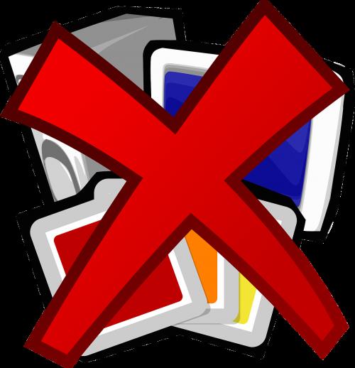 delete remove program