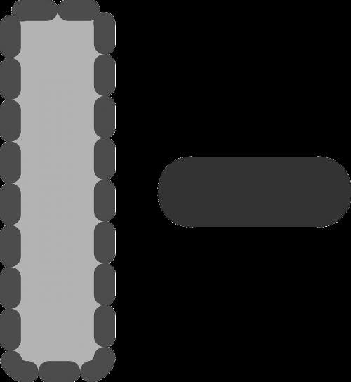 delete column icon