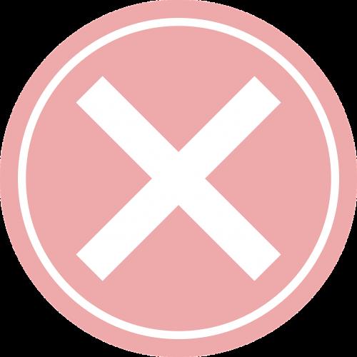delete button symbol