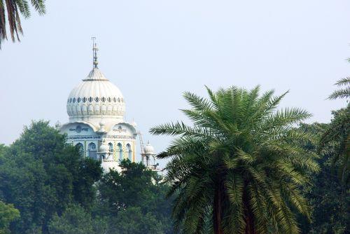 delhi mausoleum air pollution