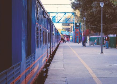 delhi india train