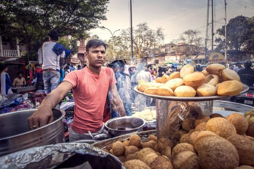 delhi street local