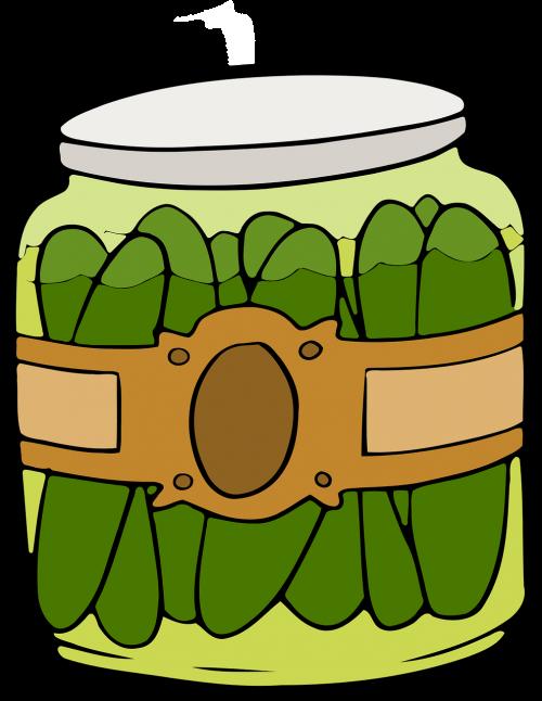 deli dill fermented