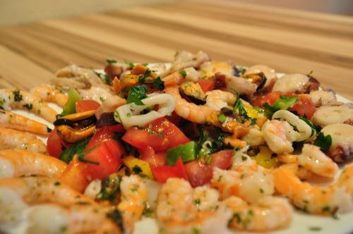 delicatessen food sea animal