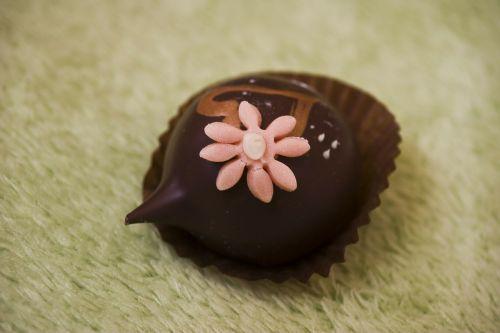 delicious sweetness praline