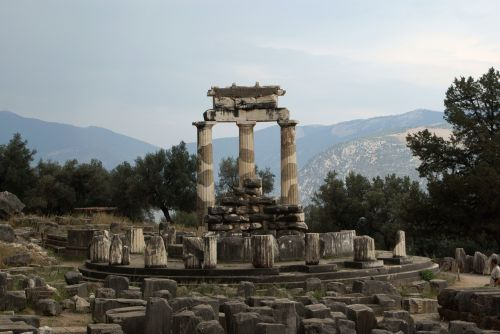 delphi greece ancient