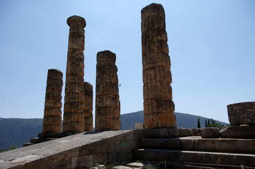 Delphi,Graikija,kasinėjimai