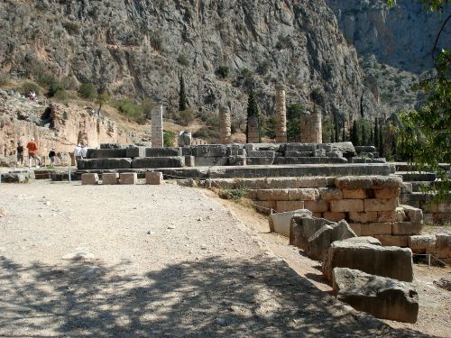 delphi greece oracle