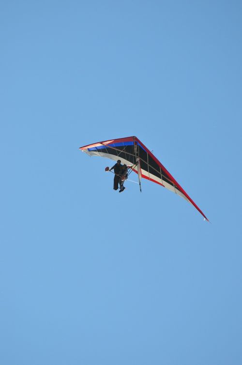 delta-flying paragliding adventure bums