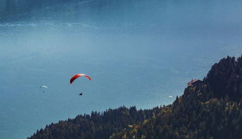 delta sailor paraglider tandem gliders