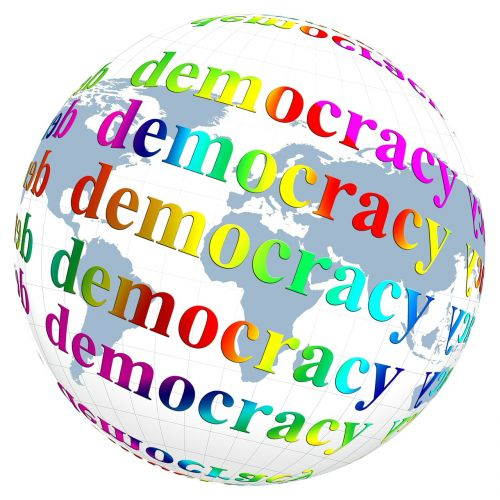 demokratie people power form of government