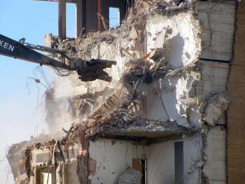 demolition demolition crane bolt cutters