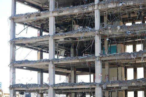 demolition  building  architecture