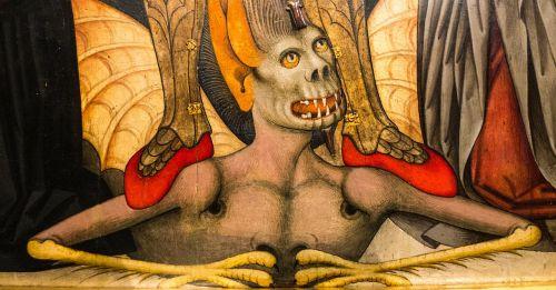 demon teeth monster