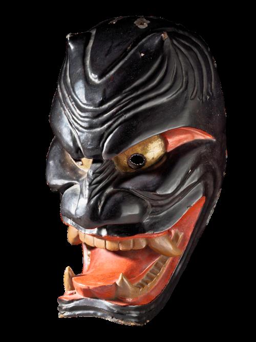 demon mask mask japanese