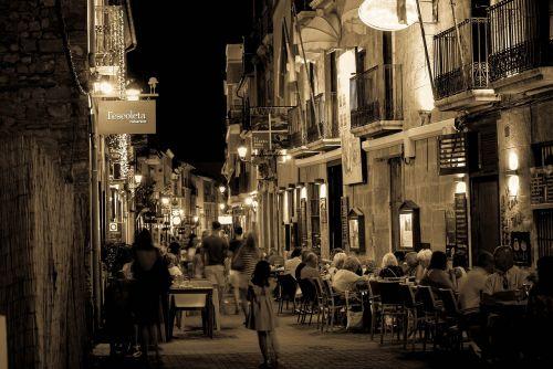 denia night restaurants