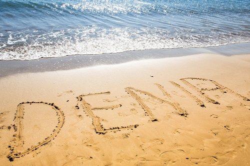 denia  beach  sea