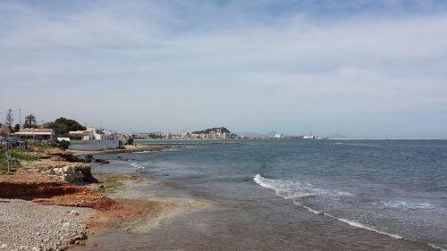 dénia beach east