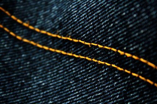 Denim Cloth Background