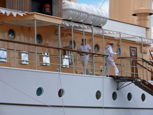 denmark navy ship