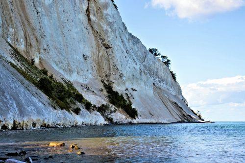 denmark white cliffs cliff