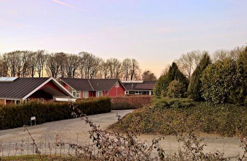 denmark cottage settlement typical