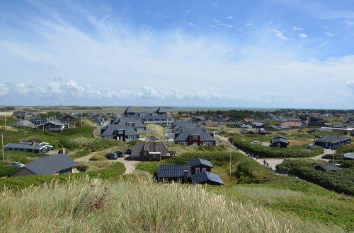 denmark north sea coast